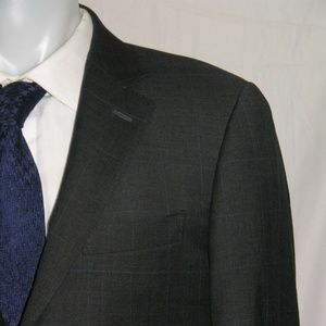 Canali 1934 Two Button Current Blazer 42R